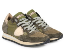 Sneakers Tropez Low Olive Gold