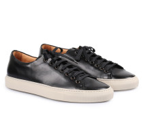 Sneakers Low-Top Tanino Nero