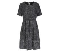 Kleid In Tweedoptik Mit Lurex