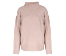 Pullover Im Cashmere-woll-mix Rosé