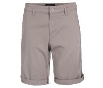 Baumwoll-shorts Brink Mittelgrau