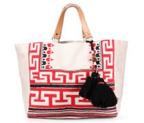 Shopper Myra Tote Ecru