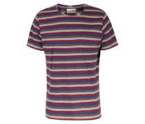 Baumwoll-T-Shirt Olis mit Streifen