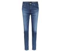 Highwaist Jeans The Farrah Skinny Cropped