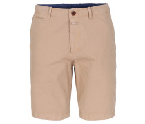 Canvas-Shorts Brown Union Beige