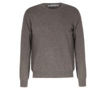 Cashmere-Pullover mit Rundhalsausschnitt Fossil