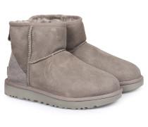 Lammfell-boots Classic Mini Grey