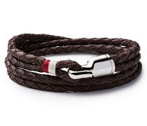 Armband Trice Sterling-silber Brown