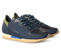 Sneakers Paradis Veau Blue