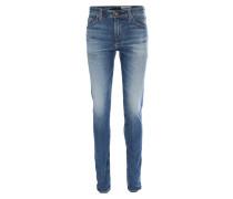 Jeans Stockton Skinny Mittelblau