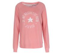 Sweater Mit Cashmere Terracotta