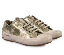 Sneakers Rock Jungle Bronzo Beige Camou