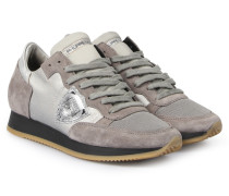 Sneakers Tropez Low World Silver
