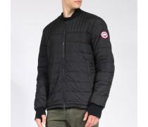 Light-Daunen Jacke mit Steppung Black