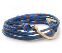 Wickelarmband Mit Haken Caribbean Blue