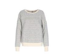 Sweater Mit Streifen