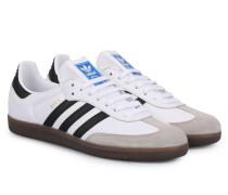 Sneakers Samba Weiß/Black