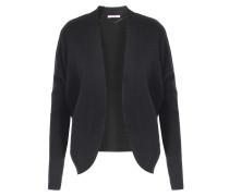 Strickcardigan Im Woll-cashmere Mix Black