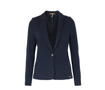 Blazer Tablazi In Waffelpiquee-optik