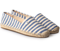 Espadrilles Kendrick Striped Canvas