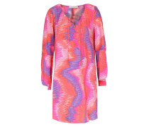 Seidenkleid Hallie Dress Sorbet Sunset