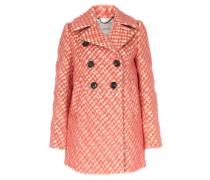 Kurzmantel Graphic Harmony Jacket Afterglow Pink