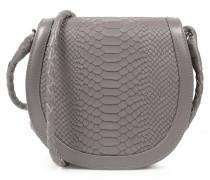 Ledertasche Python Print Bag