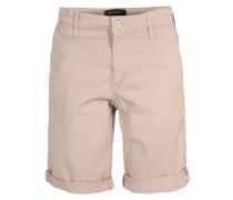 Baumwoll-Shorts Brink Beige