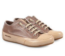 Sneakers Rock Tamponato Taupe