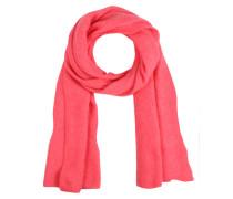 Schal im Merino-Alpaka-Mix Lipstick Pink