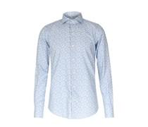 Baumwollhemd Mit Paisley-muster