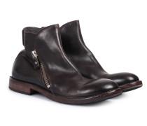 Zipper Boots Testa di Moro