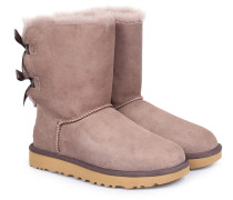 Lammfell-boots Bailey Bow Stormy Grey