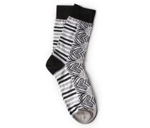 Socken Calzino Multi-Print Var Unica