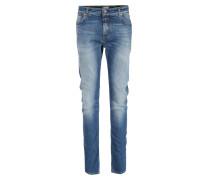 Unity Slim Jeans Worn Down 34