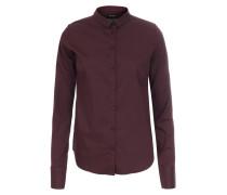 Business-Bluse Tilda Shirt Burgundi