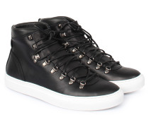Sneakers Marostica Mid Double Nappa Black