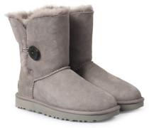 Lammfell-boots Bailey Button Grey