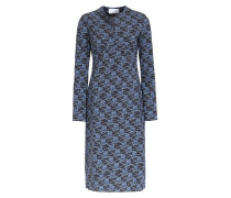Kleid Etta mit Schwanen-Print