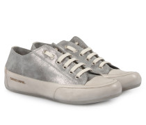 Sneakers Rock Perla In Silber