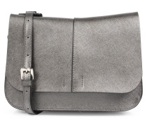 Crossbody-bag Aus Metallic-leder Antrax