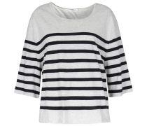 Shirt Mit Streifenprint