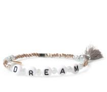 Armband Dream Taupe/grey