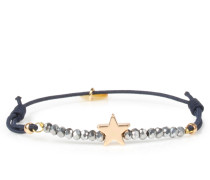 Armband Real Star Gold Navy