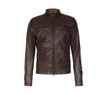 Lederblouson Osborne Antique Brown
