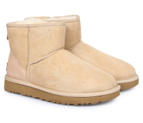 Lammfell-boots Classic Mini Sand