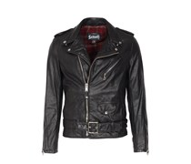 Lederjacke The Perfecto im Biker-Stil Black