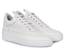 Sneakers Low Top Leguano Iguana White