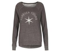 Leichter Sweater Aus Baumwoll-cashmere-mix