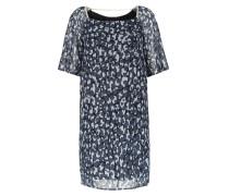 Kleid Mit Tupfen-print Und Cut-out-detail